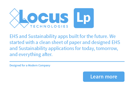 Locus Platform: EHS compliance software built for the future of environmental compliance