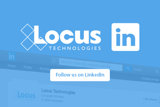 Follow Locus on LinkedIn for the latest news on our environmental and EHS software solutions
